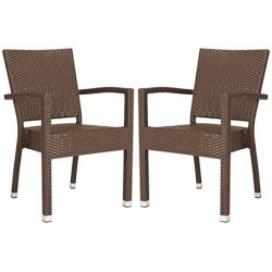 Kelda Stacking Arm Chair