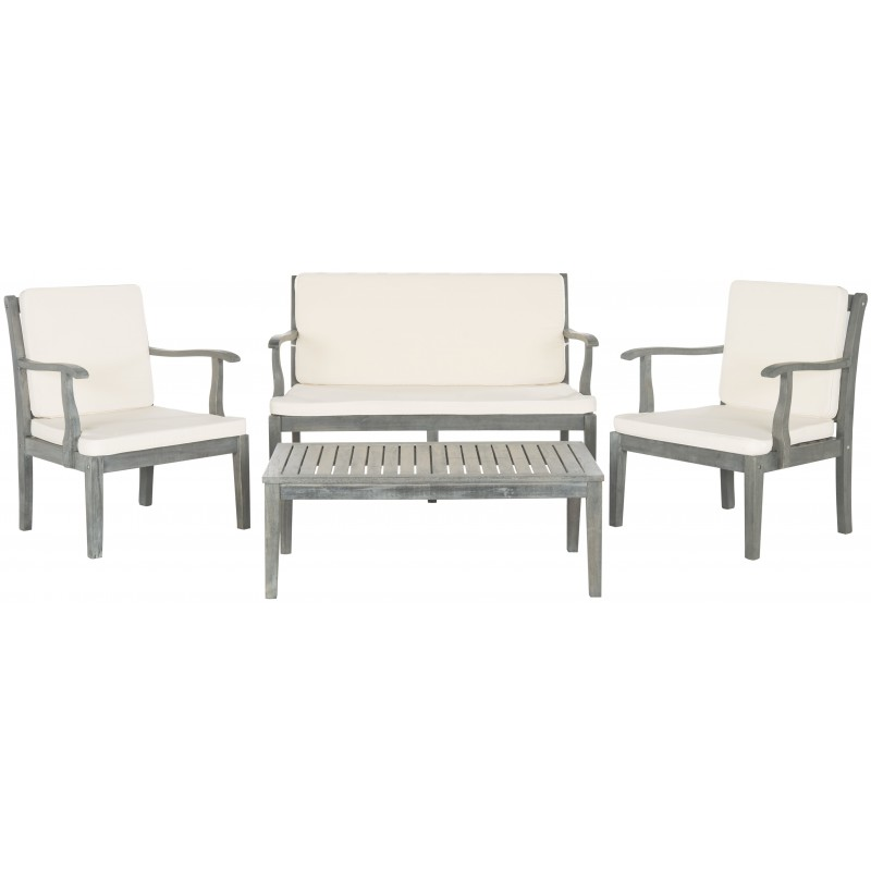 Del Mar 4 PC Outdoor Set