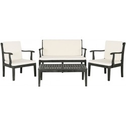 Fresno 4pc Outdoor Living Set
