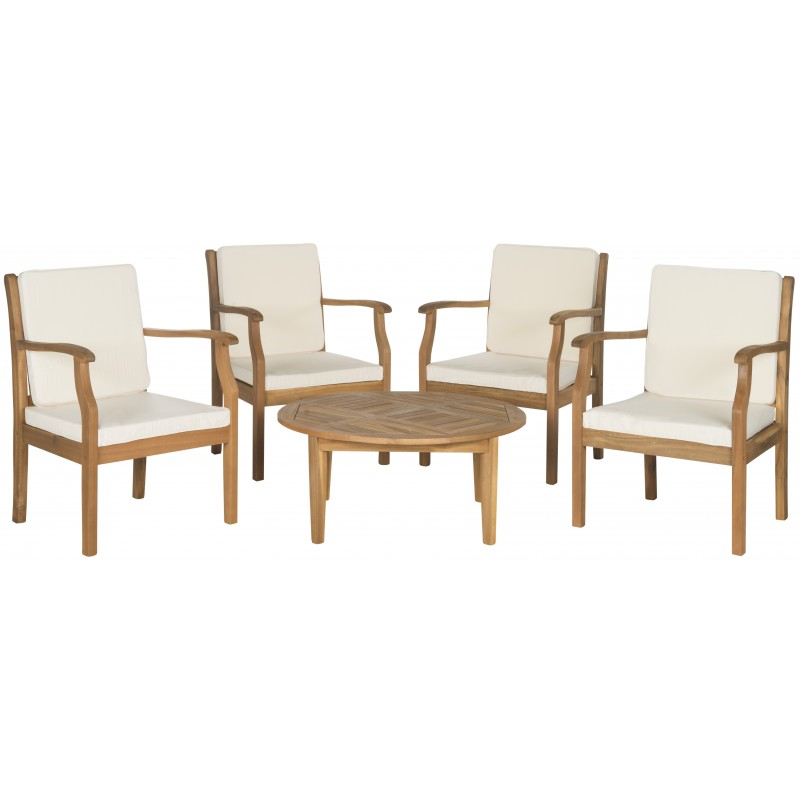 Colfax 5 PC Coffee Set