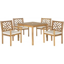 Bradbury 5 PC Dining Set