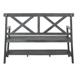 Mayer 49.21-Inch w Outdoor Bench