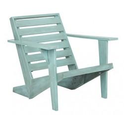 Safavieh Lanty Adirondack Chair - Oriental Blue (PAT6746C)