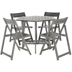 Kerman Table and 4 Chairs