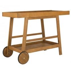 Safavieh Renzo Indoor/Outdoor Bar Cart - Natural (PAT7032A)