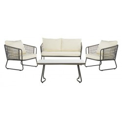 Benjin 4 Piece Living Set