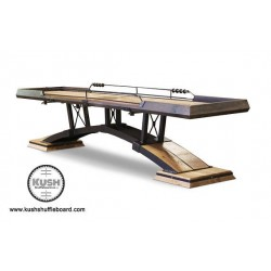 Kush 14ft Kirsch Shuffleboard Table (056)