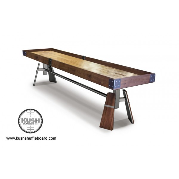 Kush 9ft Arie Shuffleboard Table (061)