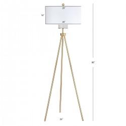 Enrica 66-inch H Floor Lamp