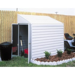 Arrow Yardsaver 4' x 7' Shed