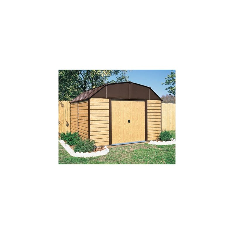Arrow Woodhaven 10' x 14' Shed