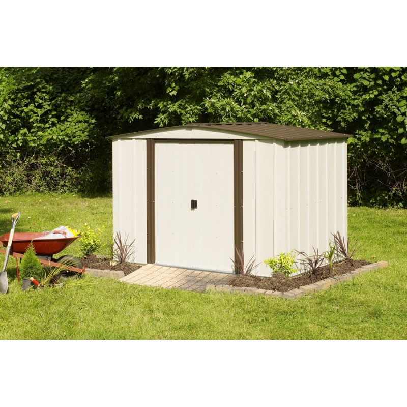 Arrow Newburgh 8' x 6' Shed