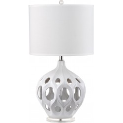 Regina 29-inch H Ceramic Table Lamp