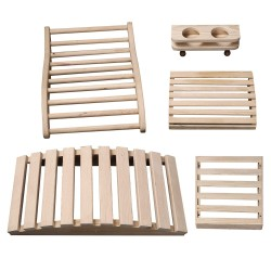Blue Wave Deluxe Sauna Accessory Kit (SA5024)