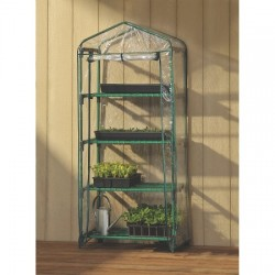 ShelterLogic Grow It 4-Tier Mini Growhouse (70517)