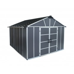 Palram Yukon 11x12 Storage Shed Kit (HG9912GY)