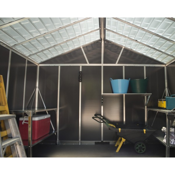 Palram Yukon 11x15 Storage Shed Kit Hg9915gy