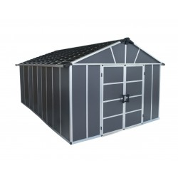 Palram Yukon 11x15 Storage Shed Kit (HG9915GY)