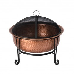 Fire Sense Palermo Copper Fire Pit (62665)