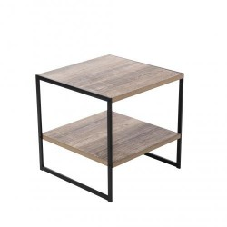 Avalon Home Tribeca Cube End Table (62757)