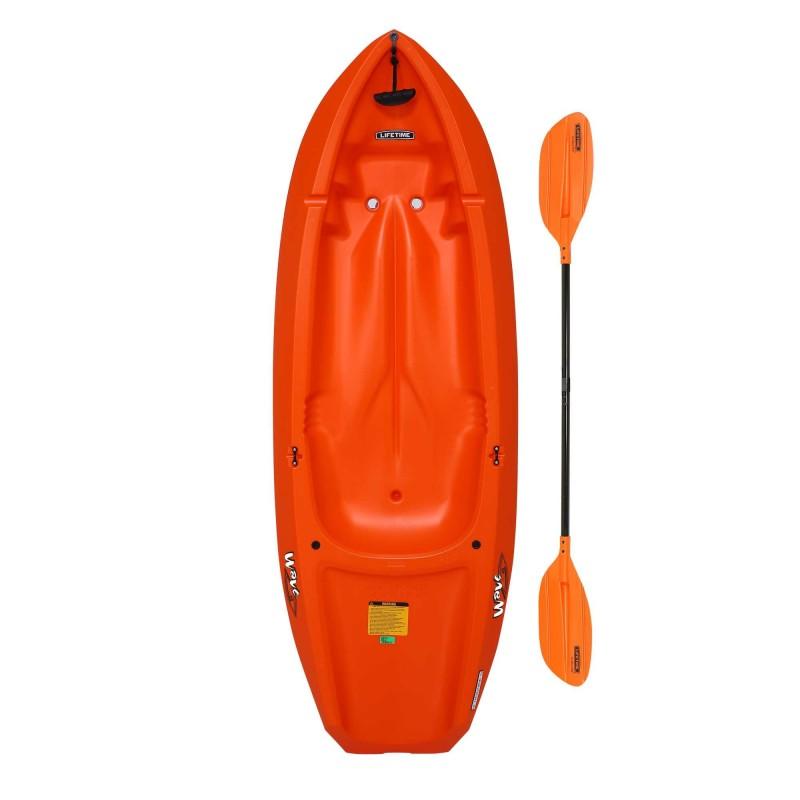Lifetime Wave 60 Youth Kayak - Orange (90154)