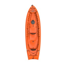 Lifetime Kokanee 106 Tandem Kayak- Orange (90849)