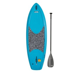 Lifetime Hooligan 80 Youth Stand-Up Paddleboard w/ Paddle - Blue (90859)