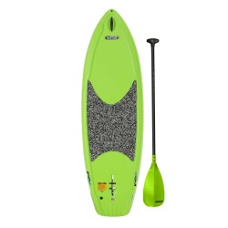 Lifetime Hooligan 80 Youth Stand-Up Paddleboard w/ Paddle - Lime Green (90699)