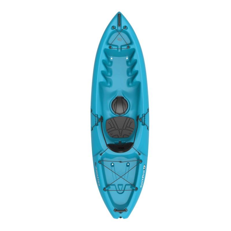 Lifetime Emotion Spitfire 9 Sit-On-Top Kayak - Glacier Blue (90248)
