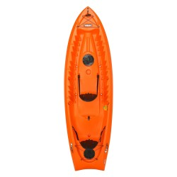 Lifetime Kokanee 106 Tandem Kayak - Orange (90849)