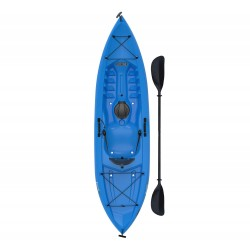 Lifetime Tamarack 100 Sit-On-Top Kayak w/ Paddle - Glacier Blue (90860)