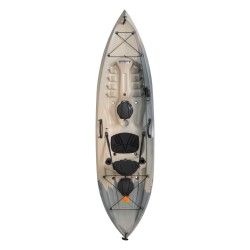 Lifetime Tamarack Angler 100 Fishing Kayak - Recon Fusion (90874)