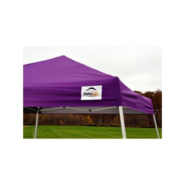 Shelterlogic 8x8 Pop Up Canopy Kit Purple 22701