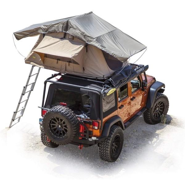 Smittybilt Overlander Xl Jeep Roof Top Tent W Foam