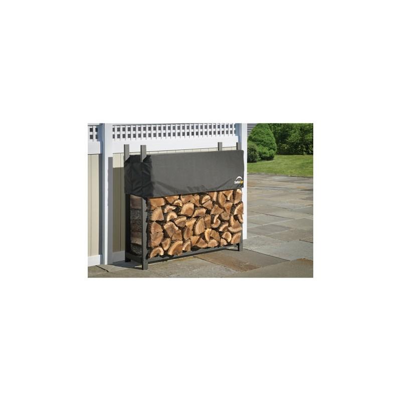 Shelter Logic 4 Ft Ultra Duty Firewood Rack Cover 90474