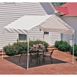 ShelterLogic Max AP 10x10 Canopy Kit - White (23521)