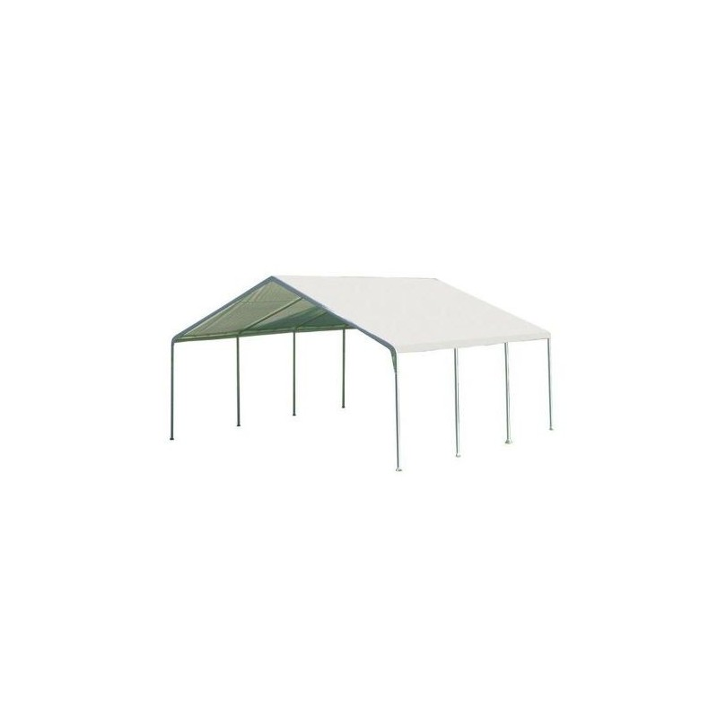 ShelterLogic 18×20 Canopy - White (26773)