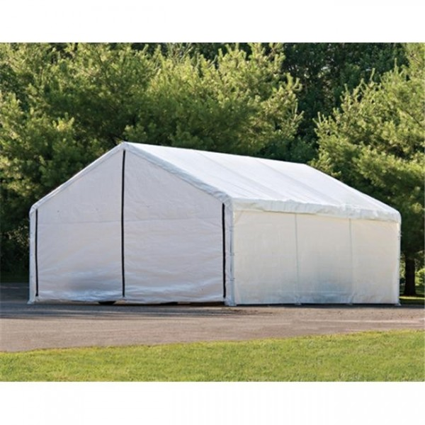 ShelterLogic 18x20 Canopy Enclosure Kit - White (26775)