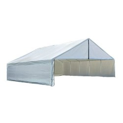 ShelterLogic 30x30 Canopy Enclosure Kit - White (27775)