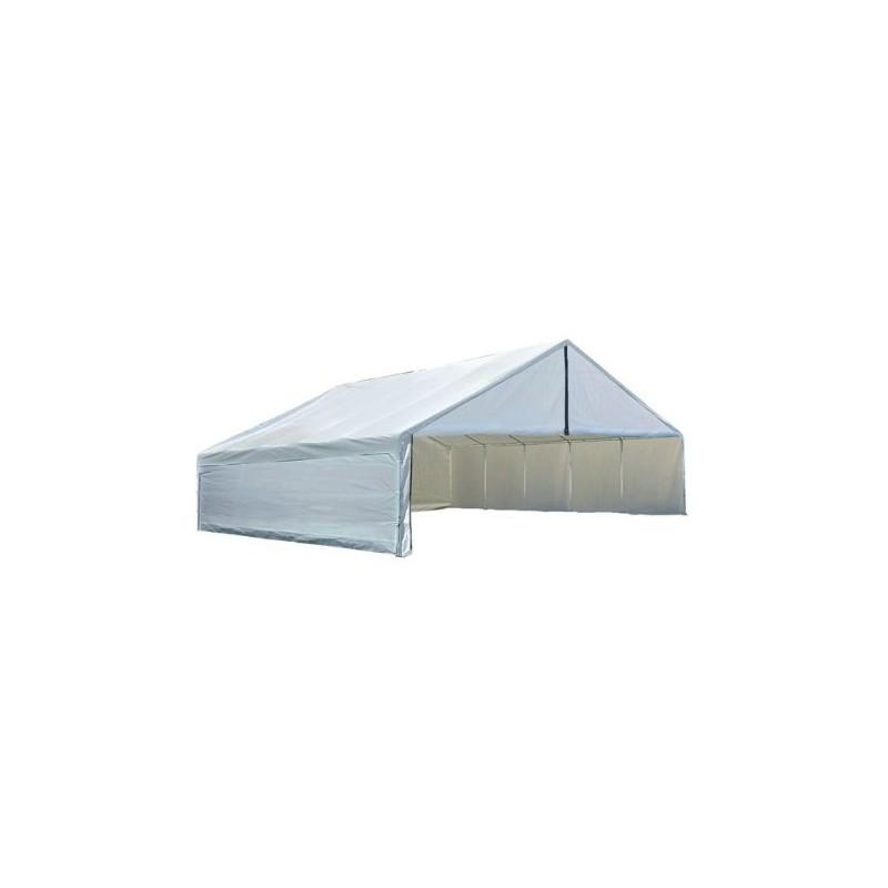ShelterLogic 30x30 Canopy Enclosure Kit - White (27775)