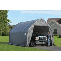 ShelterLogic 13×20×12 SUV/Truck Shelter - Grey (62693)