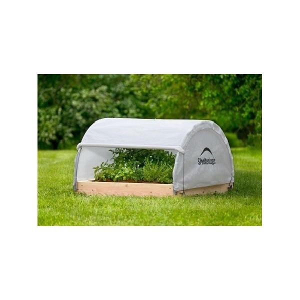 ShelterLogic 4x4 Raised Garden Bed Greenhouse Kit