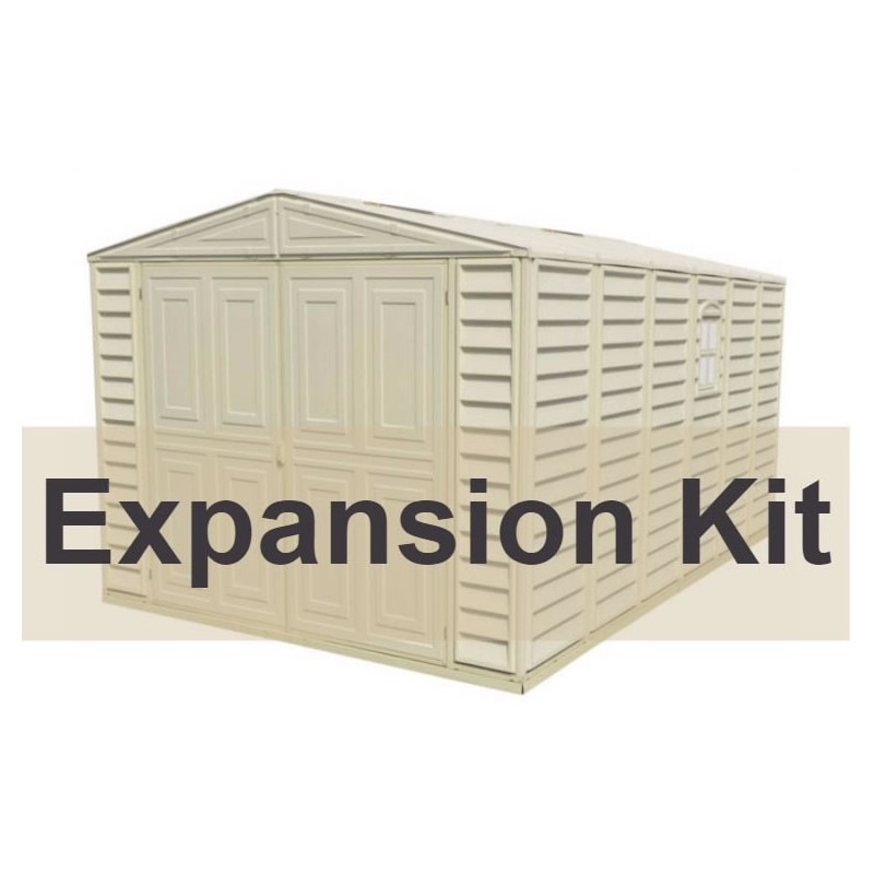 Duramax Vinyl Garage Extension Kit (04014)