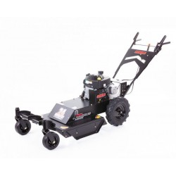 Swisher 11.5HP 24 in. Briggs & Stratton Walk Behind Rough Cut Mower with Casters (WRC11524BSC)