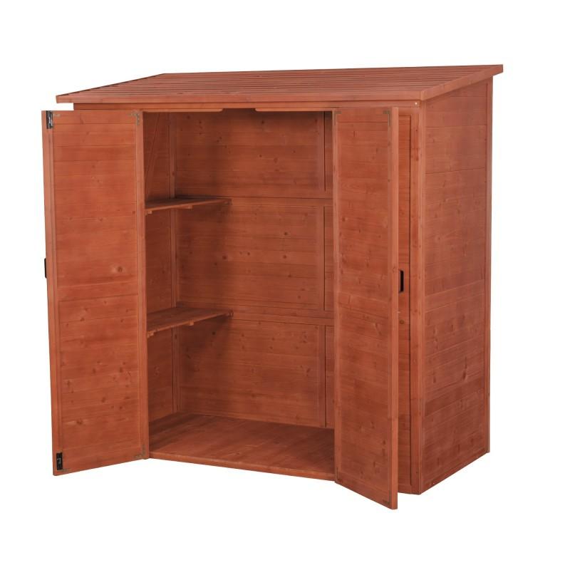 Leisure Season Extra Large Storage Shed Wood Kit (ELSS2003)