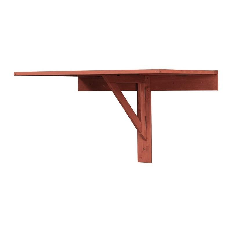 Leisure Season Wall Mounted Drop Leaf Table (DL6322)