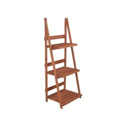 Leisure Season Wooden Ladder Plant Stand (PSL6871)
