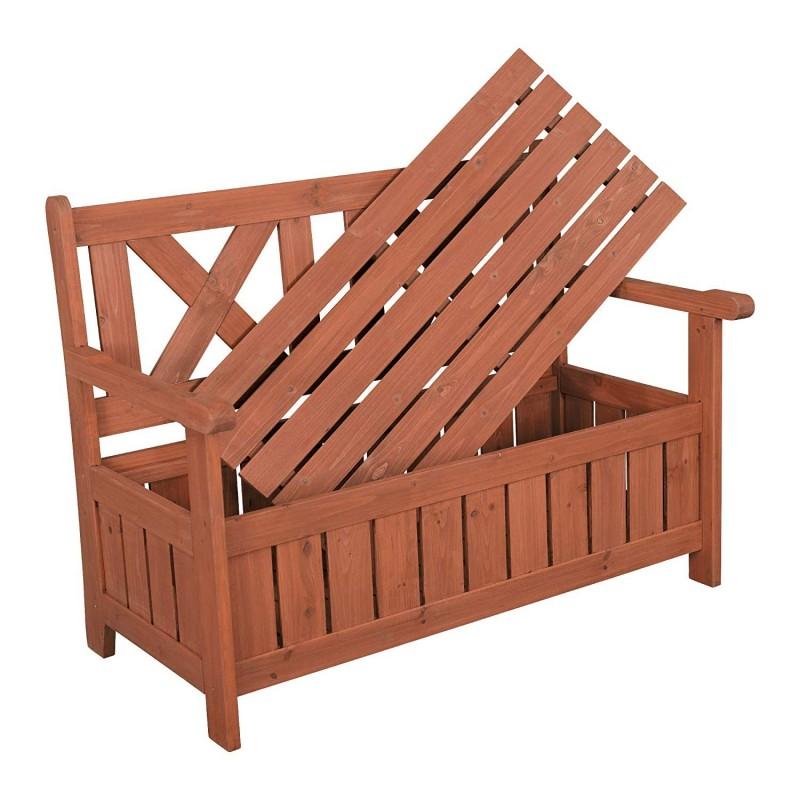 Leisure Season Bench with Storage (SB6024)