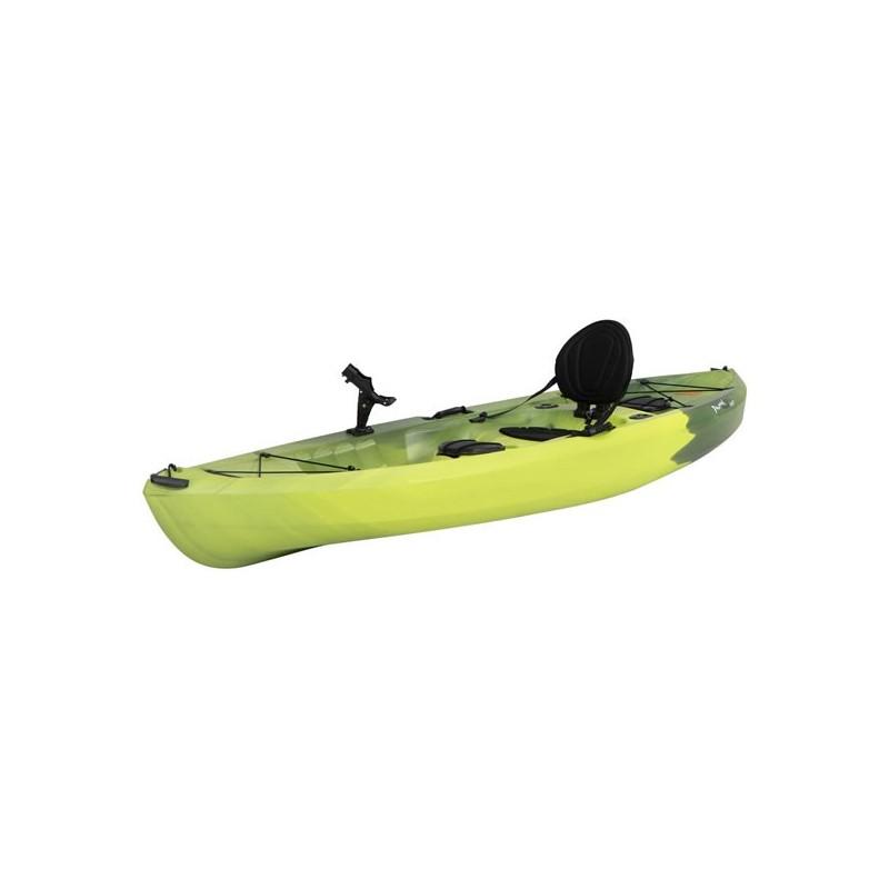 Lifetime Tamarack Angler 10 ft Fishing Kayak - Lime Krypton Fusion (90847)