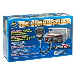 Wolo Commissioner 12-Volt 200-Watt Electronic Siren & P.A. (Model 4200)